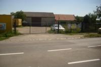 Lagenhalle mit Lagerplatz, Achau/Wien