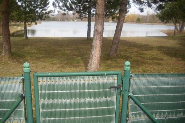 Römersee - Bungalow - ganzjährig bewohnbar!