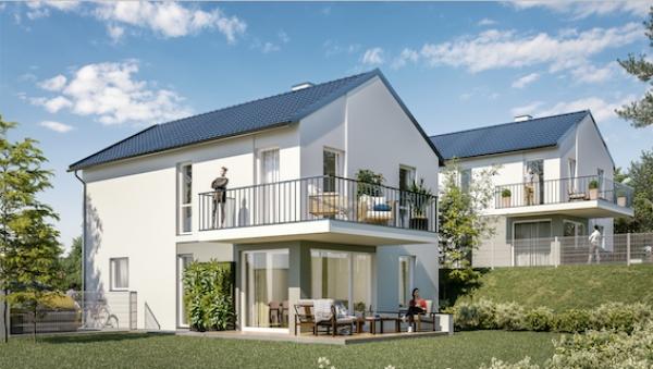 Einfamilienhaus in Lanzenkirchen/Frohsdorf(Nähe Wr. Neustadt) HAUS 1 bzw. HAUS 2