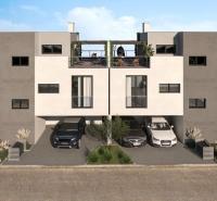 Neugebautes Doppelhaus in Gerasdorf bei Wien